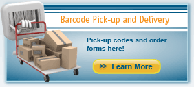 Barcode Delivery/Pickup
